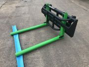 LWC Round Bale Lifter